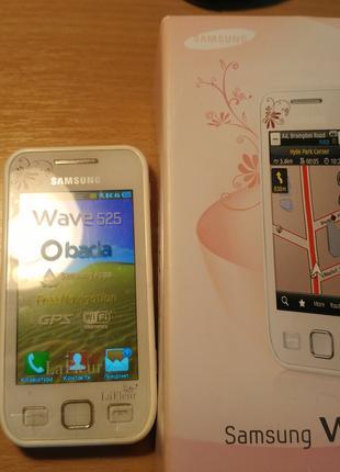 Samsung Wave 525 La'Fleur Edition