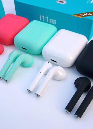 Беспроводные наушники HBQ I11s TWS Bluetooth