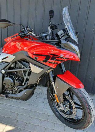 Продам мотоцыкл Voge 300 DS