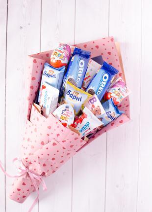 Съедобные букеты, сладкий  букет, букет из конфет, детский букет