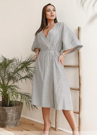 Платье размеры 48-58