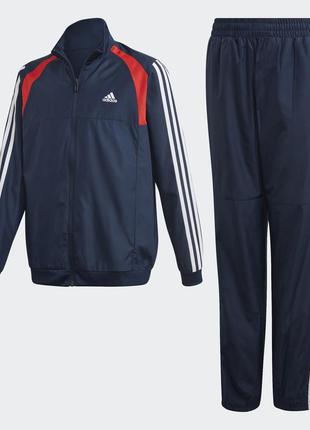 Детский спортивный костюм adidas jb woven ts fl1397