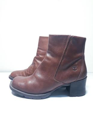 Женские ботинки timberland р.39 (25 см.)