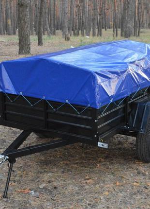 Прицеп для Легкового Авто размер 2 м (Усиленный)От Завода Кори...