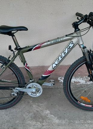 Велосипед Kellys Quartz