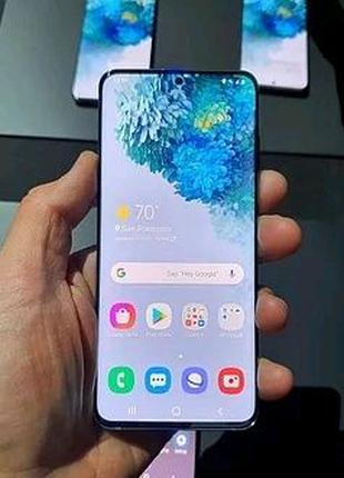 "Смартфон Samsung Galaxy S20 Ultra 6,3"" 14 Ядер 12Гб/256Гб+256Гб 4"