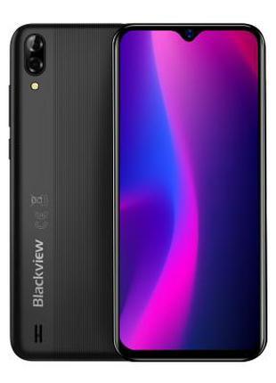 Мобильный телефон Blackview A60 1/16GB Interstellar Black