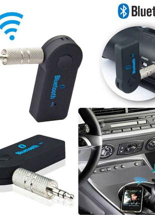 Bluetooth aux adapter X3pro для музыки, разговоров блютуз аукс...