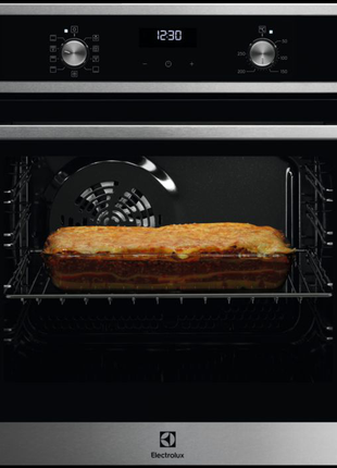 Електрический духовой шкаф Electrolux OEF5E50X  Встраиваемая печь