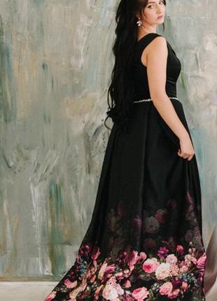 Распродажа! вечернее нарядное платье