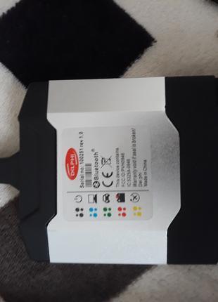 Автосканер Delphi DS150E Bluetooth