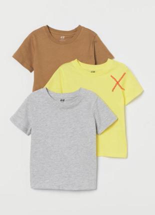 Базовые футболки от h&m {англия}