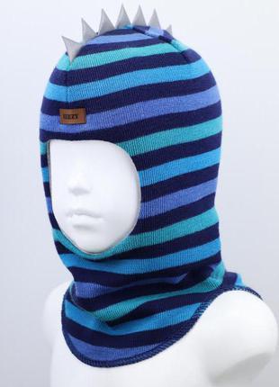 Детская шапка шлем Beezy -Dini