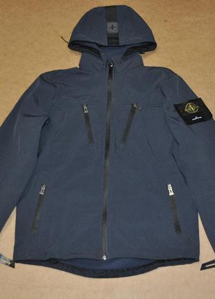 Stone island куртка фейк софтшелл термо