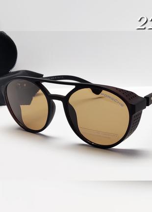Мужские очки солнцезащитные с шорами