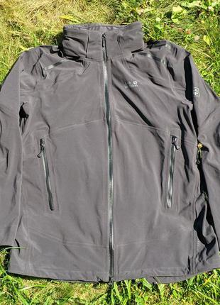 Модна чоловіча куртка на мембрані jack wolfskin texapore softs...