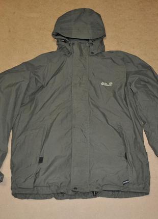 Jack wolfskin мужская куртка штормовка джек