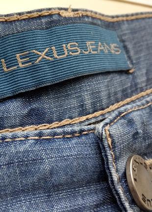 Шорты LEXUS.Летний,тонкий джинс.
