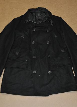 Massimo dutti пальто мужской 2в1