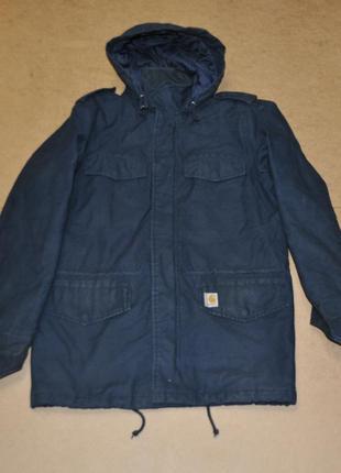 Carhartt мужская теплая куртка
