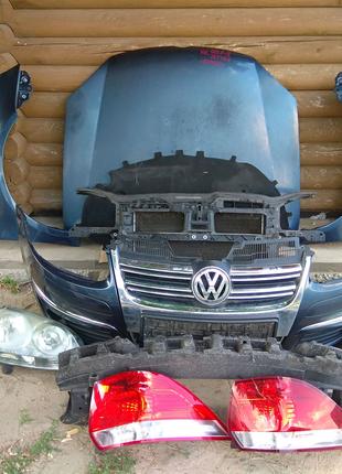 Бампер капот крыло фара панель радиатор Vw Jetta 5 Golf 2005-2010