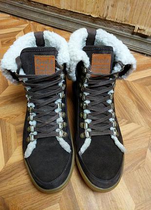 Ботинки зимние gola 40-41 timberland