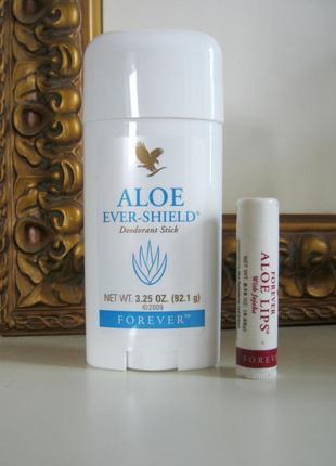 Дезодорант алоэ эвер-шилд - не содержит солей алюминия