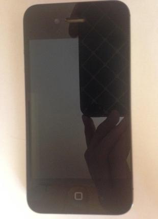 IPhone 4S Neverlock 16 Gb Black в отличном состоянии