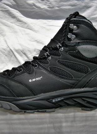 Ботинки зимові hi-tec wild-fire gamekeeper waterproof walking ...