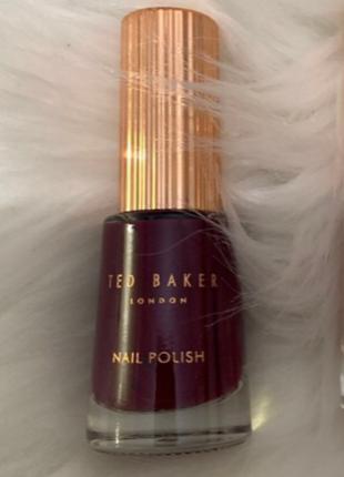 Шикарный лак для ногтей ted baker, оригинал, англия