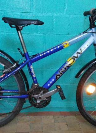Швейцарский Горный Cr-Mo Велосипед ARROW Coyote НаSHimano 21скор