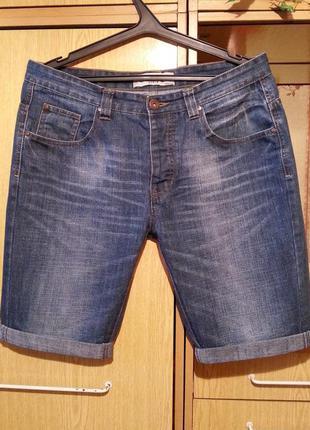 Джинсовые шорты,бриджи wild&rough.оригинал.