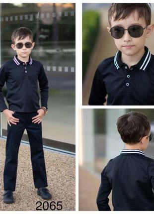 Рубашка-поло подросток