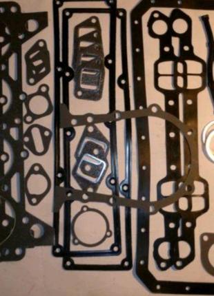 Комплект прокладок двигателя ЗИЛ-БЫЧОК,ЗИЛ 5301,Д245 комплект по