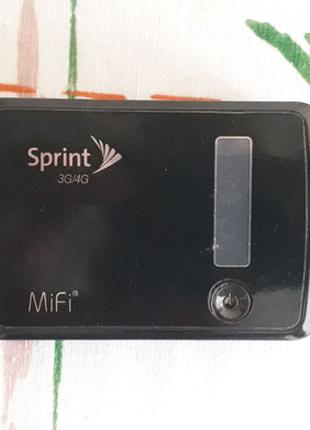 Продам роутер Wi-Fi Sprint 3G4G MiFi + провод.
