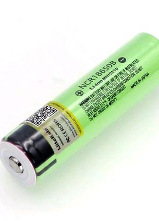 Литиевый аккумулятор типа 18650