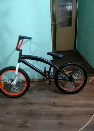 Велосипед. BMX