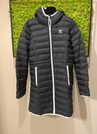Пальто дутое adidas
