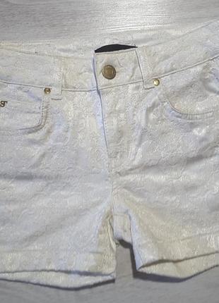 Sale %30% белые шорты