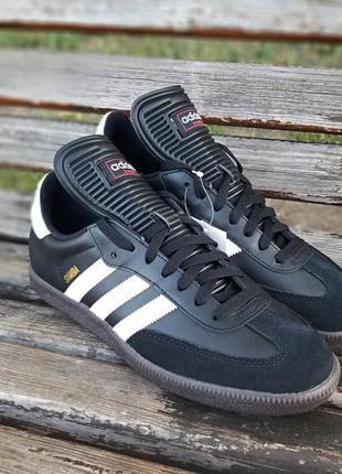 Оригинальные кроссовки adidas samba classic