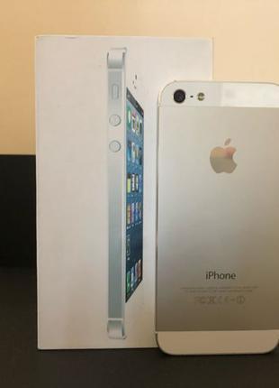 Iphone 5 lock 16gb