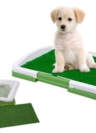 Лоток для собак Puppy Potty Pad XX
