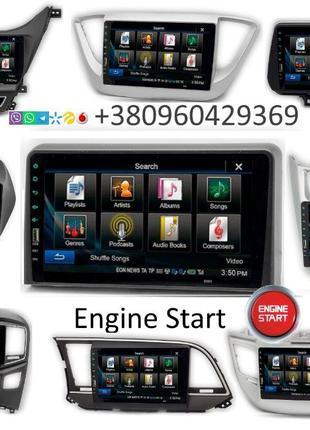 Магнитола Android Hyundai IX-35 Tucson Elantra Sonata H-1 Acce...