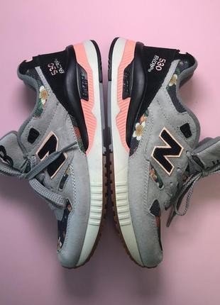 🌹новинка🌹 женские замшевые кроссовки new balance 530 encap gre...