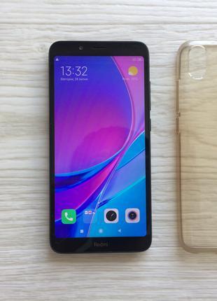 Xiaomi Redmi 7a черный сяоми 16 гб идеал рабочий