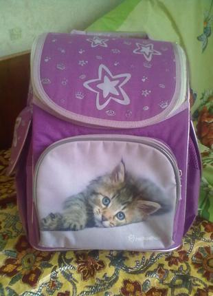 Рюкзак KITE школьный для девочки