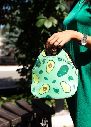 Ланч сумка Авокадо
