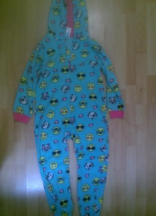 Фирменная пижама слип 7-8 лет
