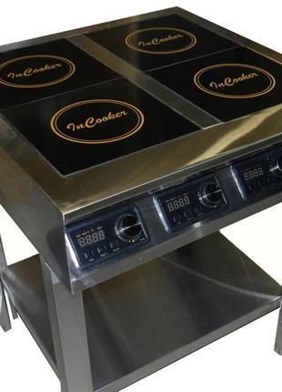 Профессиональные Индукционные Плиты InCooker от производителя