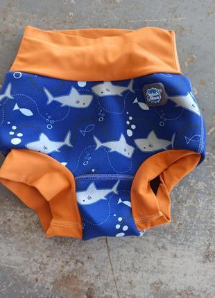 Трусики под памперс для плавания от 6 мес до 2 лет